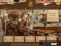 Ukonvice.cz - Restaurace U Zlate konvice Praha   Restaurace Staromestské námestí