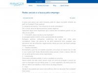 Manager Grupo - Valorização da qualidade de vida e bem-estar