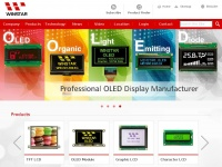 Winstar.com.tw - LCD Display, LCD Display Modules, Display LCD, LCD Panel Manufacturer, Supplier