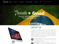 7sounds.audio - 7Sounds - Game Audio Solutions