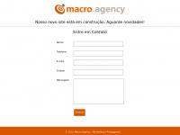 Agência de Marketing e Propaganda em Louveira/SP - Macro Agency
