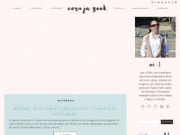 Coruja Geek * Cinema, Séries, Livros e Cultura Pop - Blog pessoal que traz as principais novidades sobre o Universo Geek com um toque muito especial.