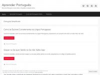 Aprenderportugues.org - Aprender Português – Dicas de Português, curso online, ortografia e redação online