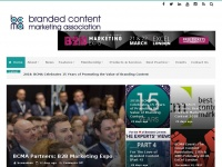 Thebcma.info - Branded Content Marketing Association