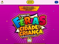 Cidadedacrianca.com.br - Cidade da Criança de São Bernardo