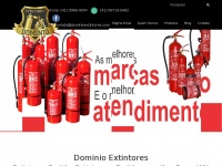 extintoresincendiocuritiba.com.br