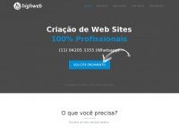 Criação de Sites em Carapicuíba, Osasco e Regiões   HighWeb