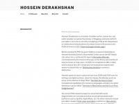 Hoder.com - سردبیر: خودم • یادداشتهای حسین درخشان