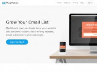 Mailmunch.co - MailMunch - Grow Your Email List