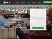 OK Sites Mobile e Responsivo