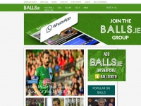 Balls.ie - Irish Sports Website Balls.ie