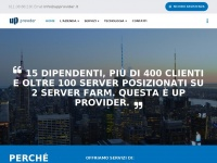 Upprovider.it - Upprovider | Home
