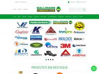 Ballmann.com.br - Ballmann - Comércio de EPI's