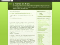 Omundodegafa.blogspot.com - O mundo de Gafa