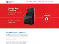 Tempersol.com.br - Aquecedores Solares