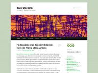 Taís Oliveira | comunicação social, relações públicas e ciências sociais