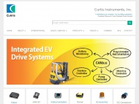 Curtisinstruments.com - Curtis Instruments, Inc. | World leading electric vehicle technology, intgrated EV systems and engineering support.