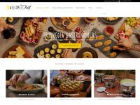Welcomechef.com.br - Chef em casa, Buffet em domicílio, Finger food - Welcome Chef