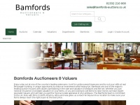 Bamfords-auctions.co.uk - Bamfords Auctioneers in Derby & Bakewell