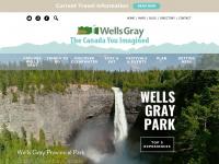 Wellsgray.ca - Wells Gray Country British Columbia - Home - Waterfalls Wilderness and Wildlife