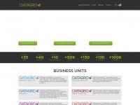 DATAGRO – Consultoria Agrícola – A DATAGRO é uma consultoria agrícola independente, que produz análises e dados primários sobre as principais commodities agrícolas.