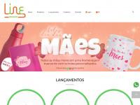 linebrindes.com.br