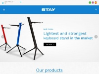 staymusicstands.com