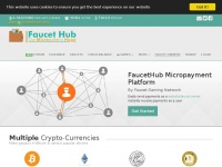 Welcome to FaucetHub.io | FaucetHub - Bitcoin Micropayment Service