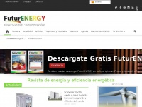 Futurenergyweb.es - Revista de energía online - Noticias de energía y eficiencia energética