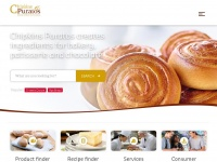 Chipkinspuratos.co.za - Puratos: Dedicated to bakers, pastry chefs and chocolatiers