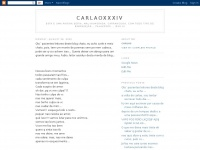 carlaoxxxiv.blogspot.com