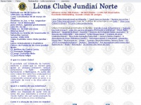 Lcjundiainorte.com.br - Lions Clube Jundiaí Norte