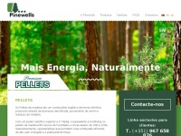 Pinewells | Pellets, Combustível Orgânico de alta qualidade