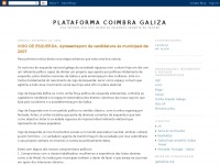 Plataforma Coimbra Galiza