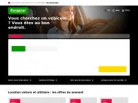 Europcar.fr - Location de voiture et utilitaire | Europcar France
