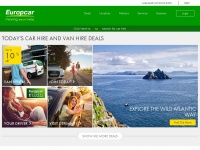 Europcar.ie - Car Rental & Van Rental - Ireland and Worldwide | Europcar Ireland