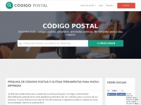 Codigopostal.ciberforma.pt - Portal Código Postal