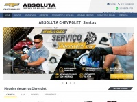 absolutachevroletsantos.com.br