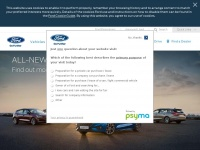 Ford.co.uk - Ford UK - The Official Homepage of Ford UK