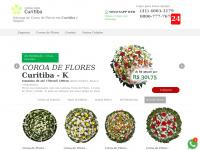 Coroa de Flores em Curitiba - PR