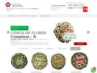Coroa de Flores em Campinas - SP