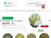 Coroa de Flores em Recife - PE