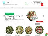 coroadefloresrecife.com.br