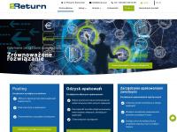 2return.pl - Pooling i odzysk opakowań logistycznych | Skup i naprawa palet
