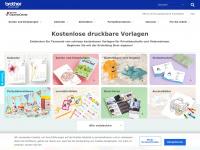 Creativecenter.brother - Startseite | Brother Creative Center