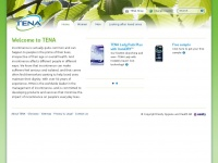 Tena.co.za - Incontinence Pads & Products | Advice | TENA UK