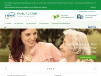 Tena.com.my - Becoming a caregiver: tips and information for your new role