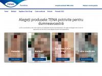 Tena.ro - Alegeți site-ul TENA potrivit - TENA