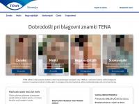Tena.si - Izberite pravo mesto TENA - TENA