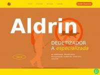 dedetizadoraaldrin.com.br